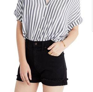 Madewell | High Rise Denim Shorts